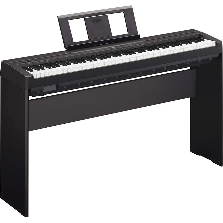 YAMAHA P45 NERO PIANOFORTE DIGITALE