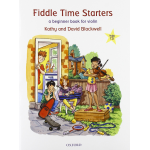 BLACKWELL FIDDLE TIME STARTERS
