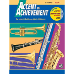 AAVV ACCENT ON ACHIEVEMENT TROMBA BOOK 1