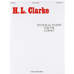 CLARKE TECHNICAL STUDIES FOR THE CORNET