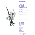 GUY DANGAIN L'ABC DU CLARINETTISTE VOL.2