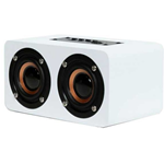 CASSA MONITOR OQAN QBT-100 BT SPEAKER BLUETOOTH BIANCO