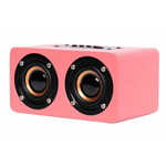 CASSA MONITOR OQAN QBT-100 BT SPEAKER BLUETOOTH ROSA