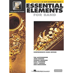 ESSENTIAL ELEMENTS FOR BAND SAX BOOK 1