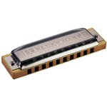 ARMONICA HOHNER BLUES HARP RE
